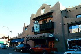 La Fonda Hotel in Santa Fe, New Mexico