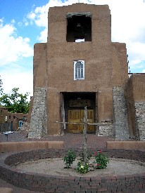 San Miguel Mission, santa fe, New Mexico