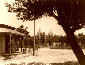 Albuquerque Plaze, 1908