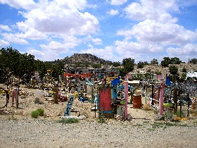 Tiny Town, New Mexico