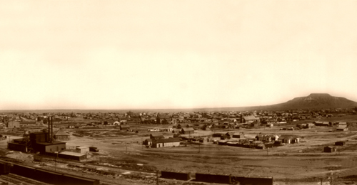 Tucumcari, New Mexico, 1913