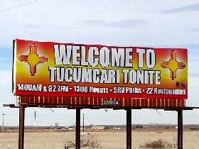 Tucumcari Tonite
