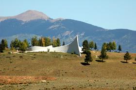 Vietnam Veteran's Memorial at Angel Fire, New Mexico