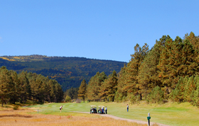 Angel Fire Golf Course