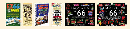 Save money on Route 66 Book &amp; Map Packages from Legends' General Stor
