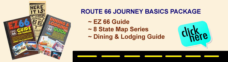 Route 66 Journey Basics Package
