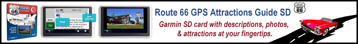 Route 66 Garmin GPS Guide