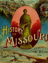 Missouri Historic Book Collection - 30 Historic Books on CD