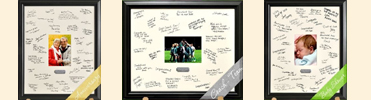 Celebration Signature Frame.