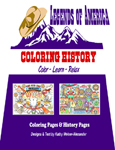 Legends Coloring Book