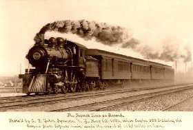 Railroad Historical Photographs