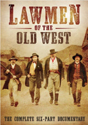 Old West Lawmen DVD, 6 Part Series, 2 Disk Set