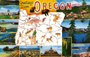 Oregon Postcards