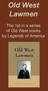 Old West Lawmen book by Legends of America