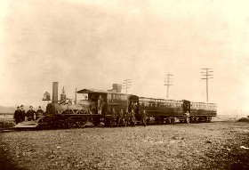 Railroad Historical Photographs