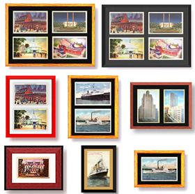 Postcard Frames