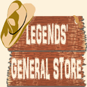Legends' General Store Logo