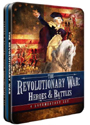 Revolutionary War Heroes & Battles - 4 Documentary Set