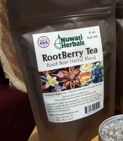RootBerry (Root Beer) Herbal Flavored Tea
