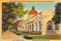 Quapaw Baths postcard