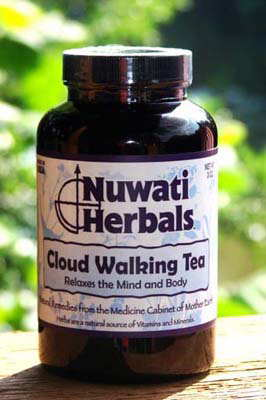 Cloud Walking Tea - Calm mind, body, relieve anxiety, restful sleep, and more.
