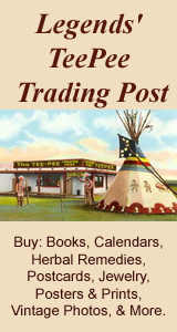 Legend of America's Teepee Trading Post