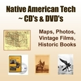 Native American Tech - CD's and DVD's