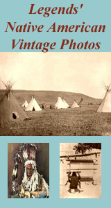 Vintage Native American Photo Prints