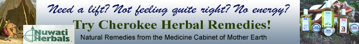 Nuwati Herbals - Cherokee Herbal Remedies
