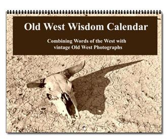 Old West Wisdom Calendar