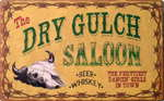 Nostalgic Saloon Sylte Tin Signs
