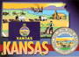 Kansas Postcards