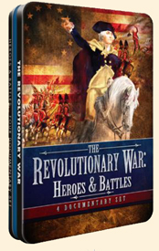 Revolutionary War DVD