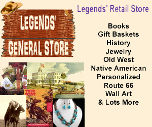 Visit Legends' Legends' General Store