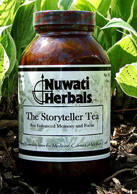Story Teller Tea - For memory, focus, and improved mental functions