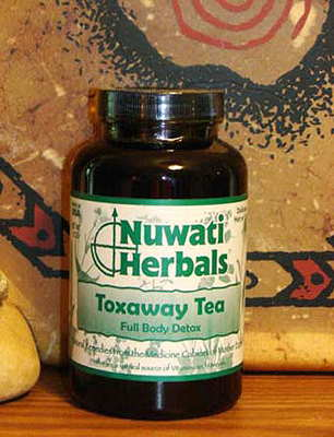 Toxaway Tea - For detoxing, liver health, and skin.