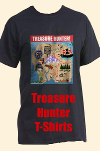Treasure Hunter T-Shirts