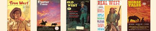 Vintage Western Magazines