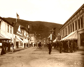Dawson City, Alaska, 1899