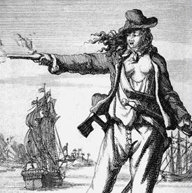 Anne Bonny, Lady Pirate