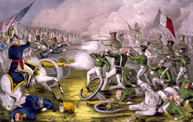 Battle of Buena Vista, Mexico