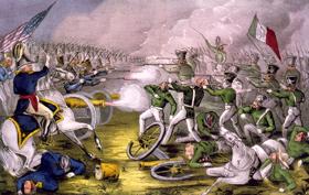 Battle of Buena Vista, Mexico