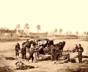 Civil War Ambulance.