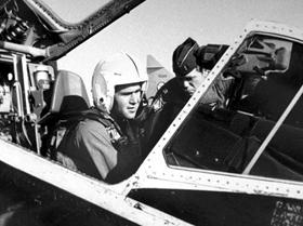 George W. Bush Pilot
