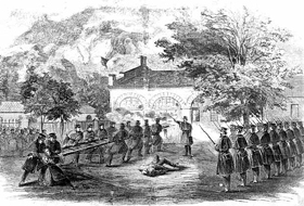 Harpers Ferry Attack