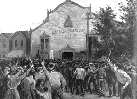 Homestead Stike, 1892