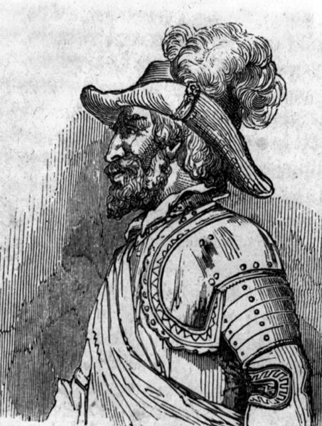 The Spanish Explore America - Biographies of Spanish