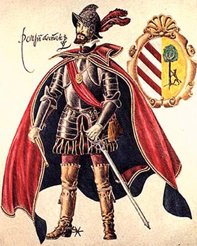 The Spanish Explore America - Biographies of Spanish Explorers ...