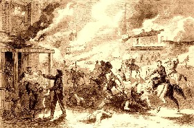 Lawrence, Kansas Massacre