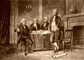 Leaders of the Continental Congress